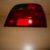 Фонарь задний правый седан BMW E38 (1994-2001)