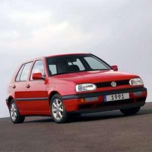 Golf 3 / Vento (1991-1997)