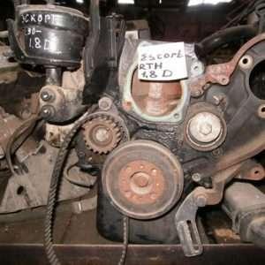 Двигатели Ford. Запчасти для двигателя