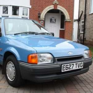 Escort /Orion (1986-1990)