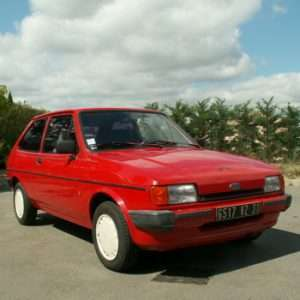 Fiesta (до 1989)