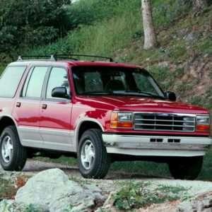 Explorer (1990-1994)