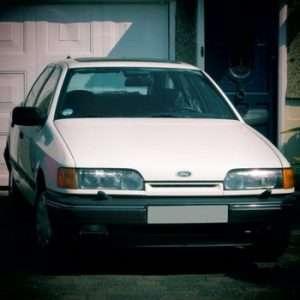 Scorpio (1985-1992)