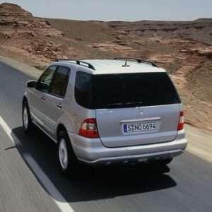 W163 (1998-2005)