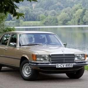 W116 (1972-1980)