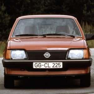Ascona (1981-1988)